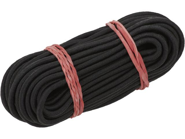 CAMPZ Línea Goma Repuesto 3mm x 10m, black